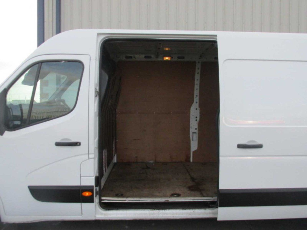 2016 Renault Master III FWD LM35 DCI 125 Business 3DR (162D14392) Image 10