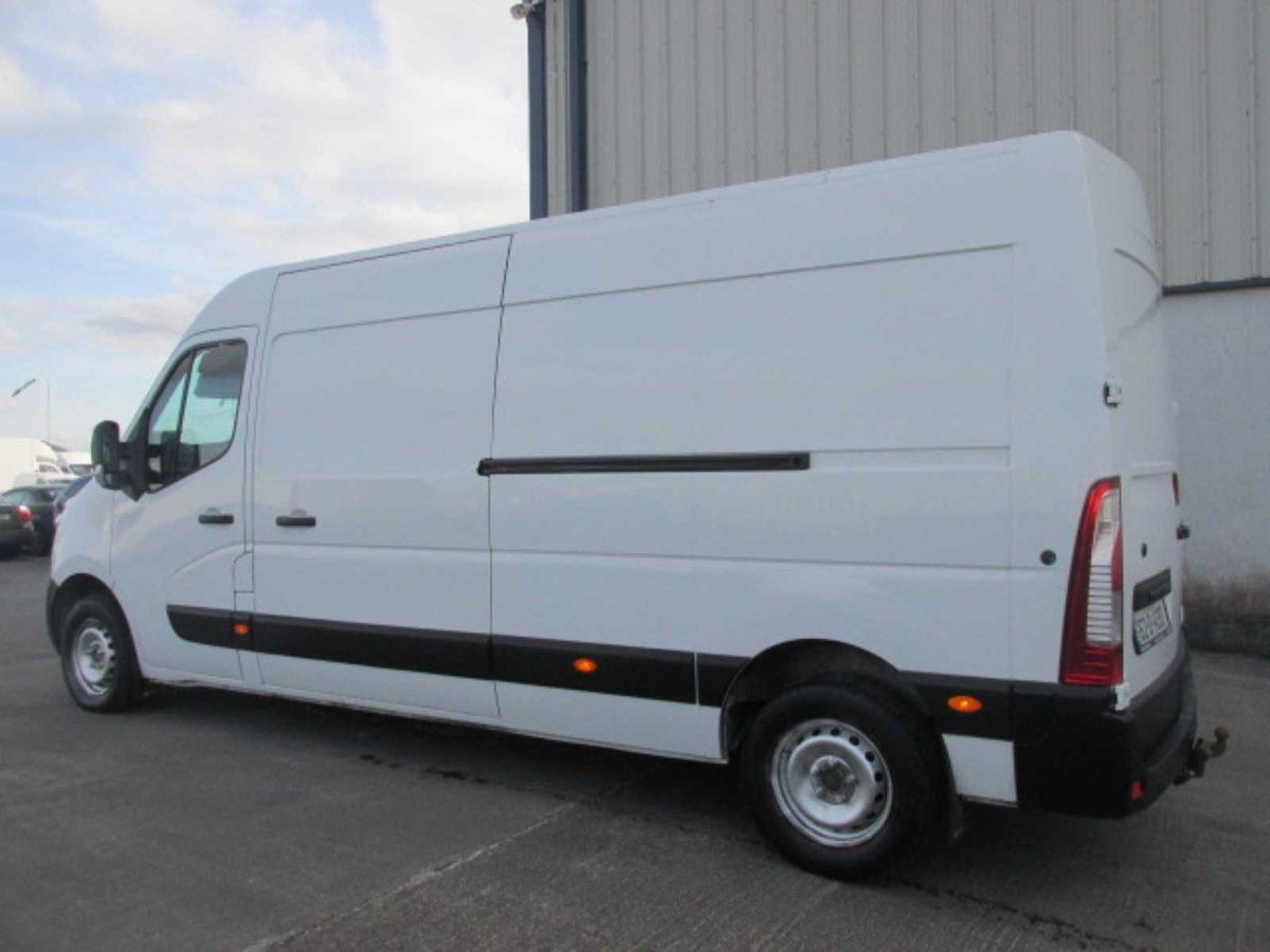 2016 Renault Master III FWD LM35 DCI 125 Business 3DR (162D14392) Image 6