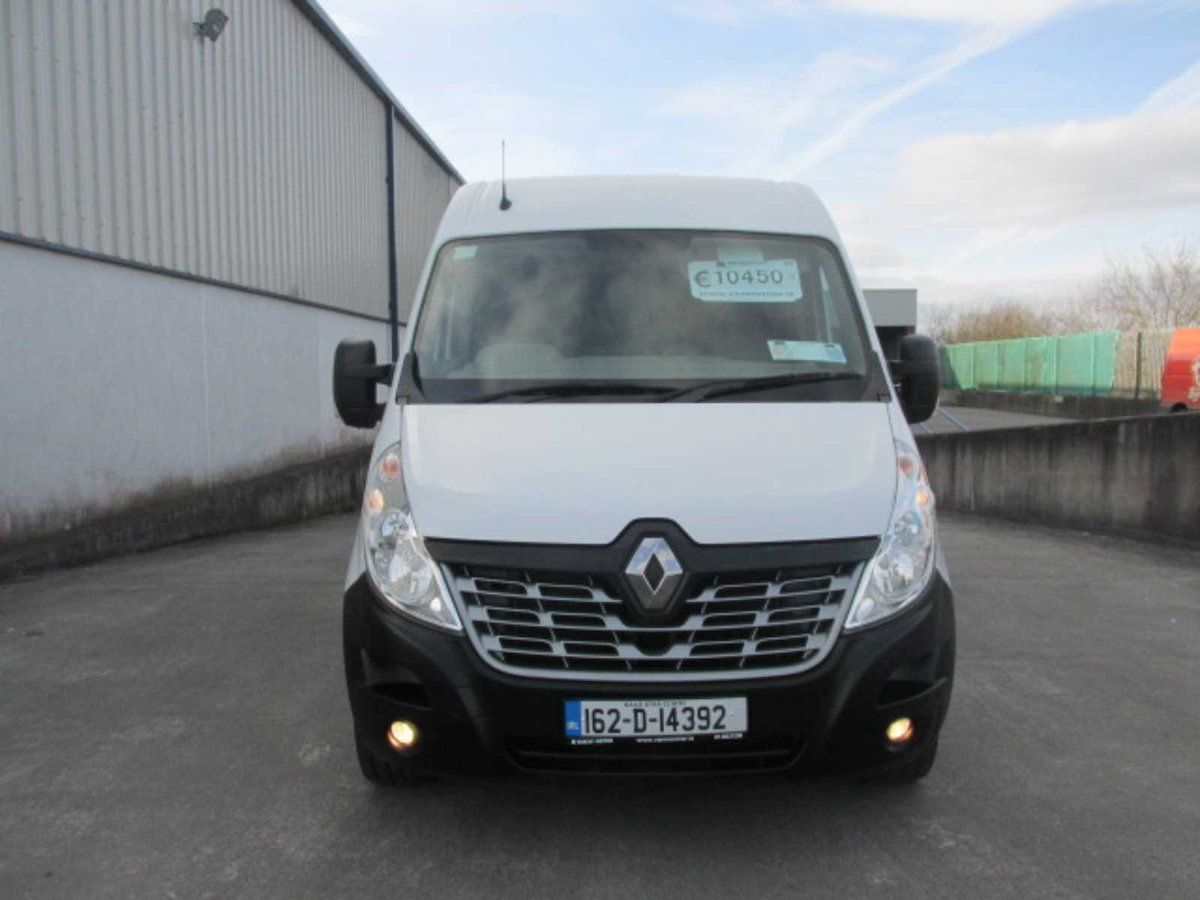 2016 Renault Master III FWD LM35 DCI 125 Business 3DR (162D14392) Image 2