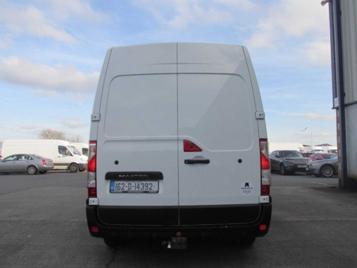 2016 Renault Master III FWD LM35 DCI 125 Business 3DR (162D14392) Image 5