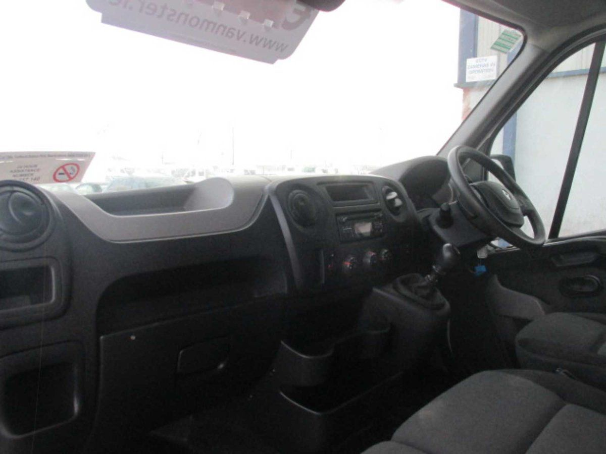 2016 Renault Master III FWD LM35 DCI 125 Business 3DR (162D14392) Image 12