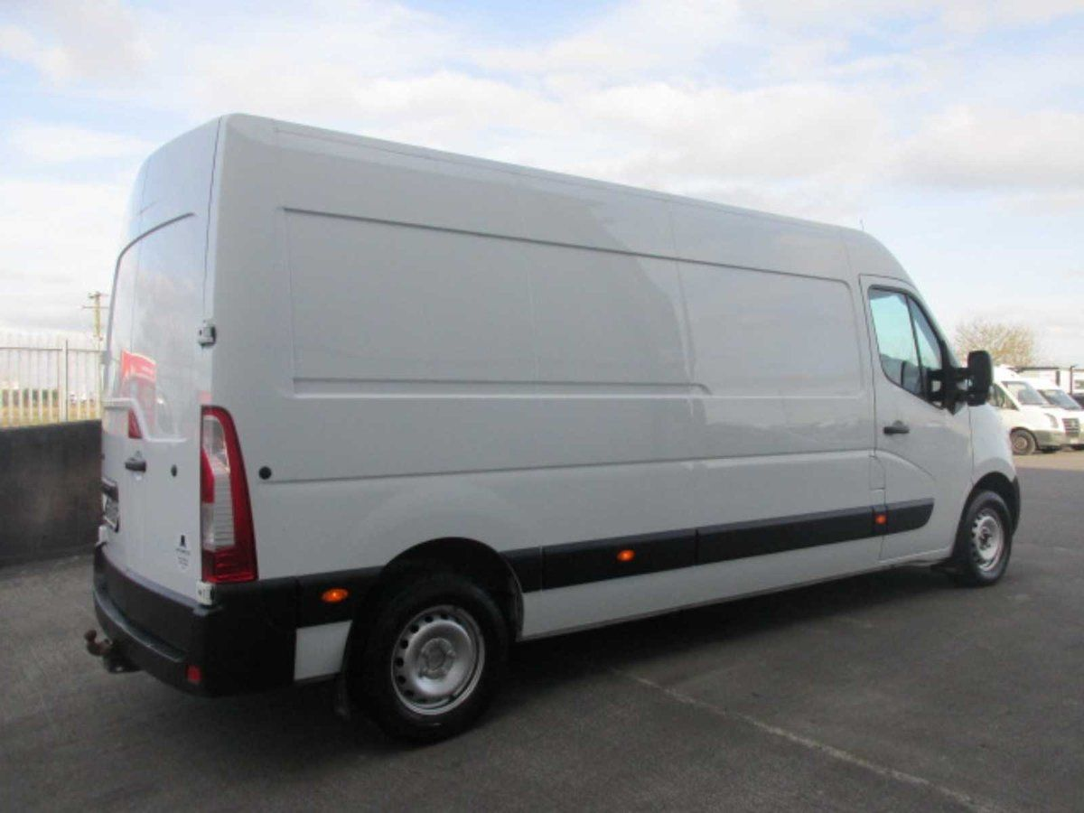 2016 Renault Master III FWD LM35 DCI 125 Business 3DR (162D14392) Image 4