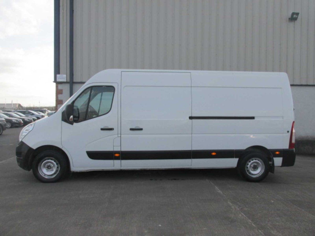 2016 Renault Master III FWD LM35 DCI 125 Business 3DR (162D14392) Image 7