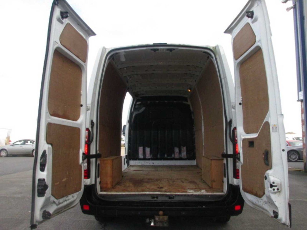 2016 Renault Master III FWD LM35 DCI 125 Business 3DR (162D14392) Image 9