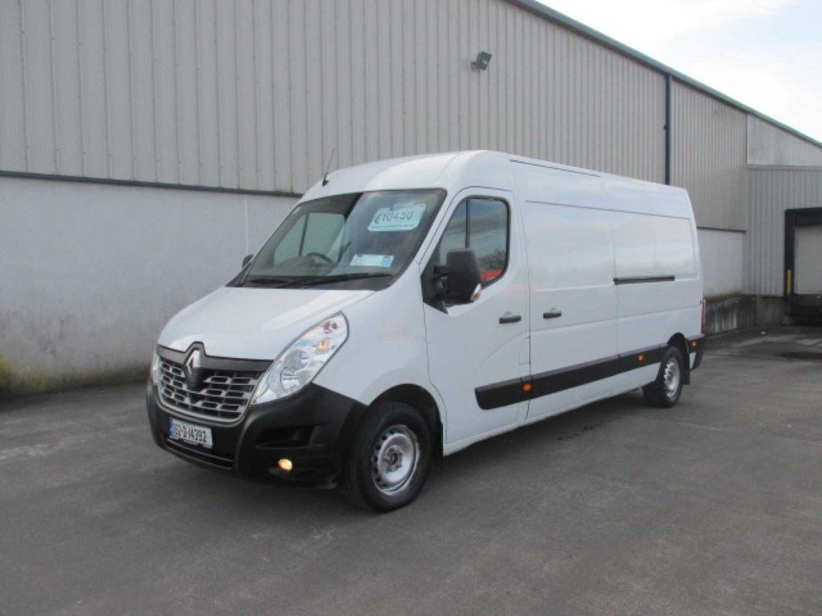 2016 Renault Master III FWD LM35 DCI 125 Business 3DR (162D14392)