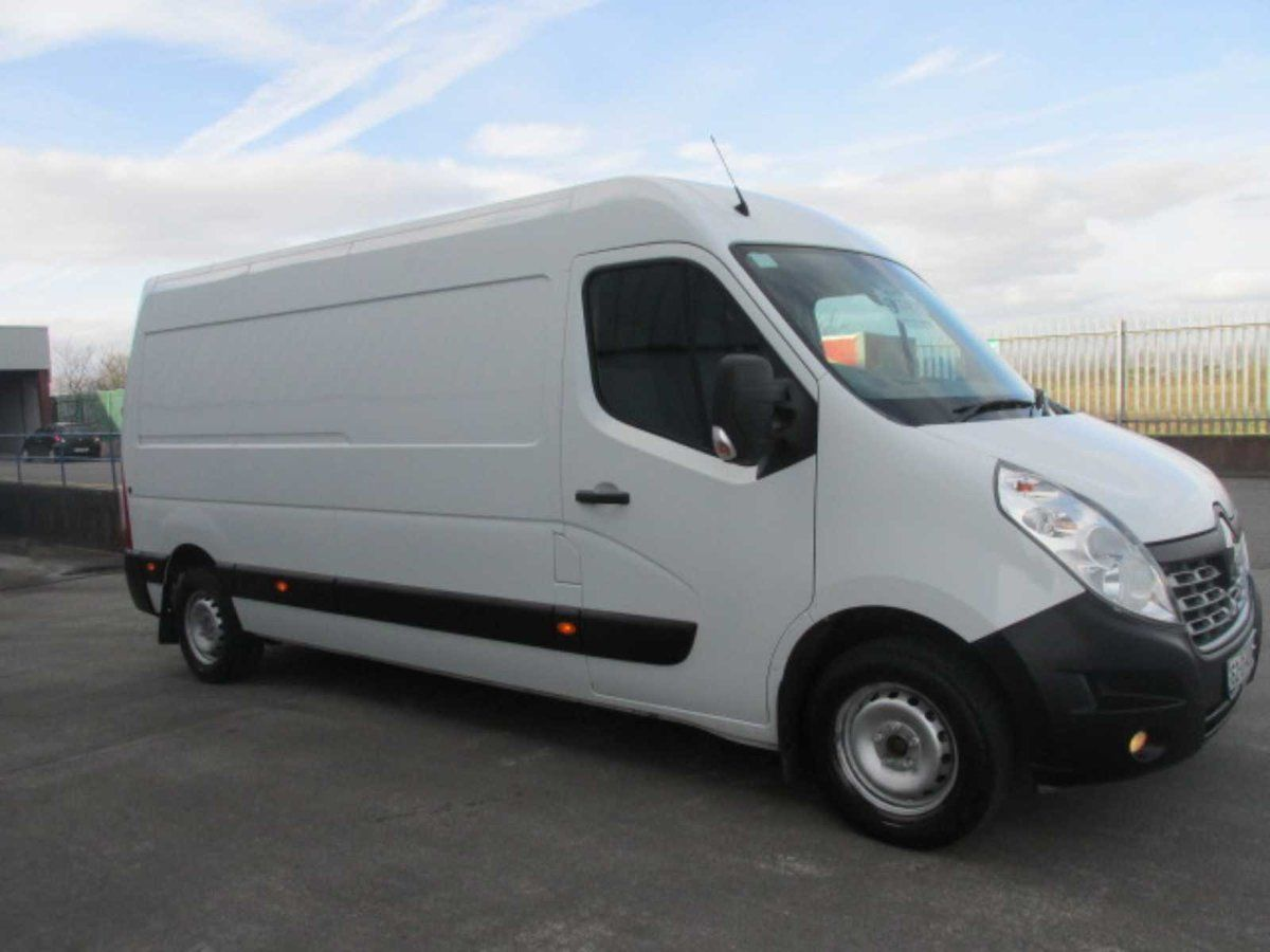 2016 Renault Master III FWD LM35 DCI 125 Business 3DR (162D14392) Image 3