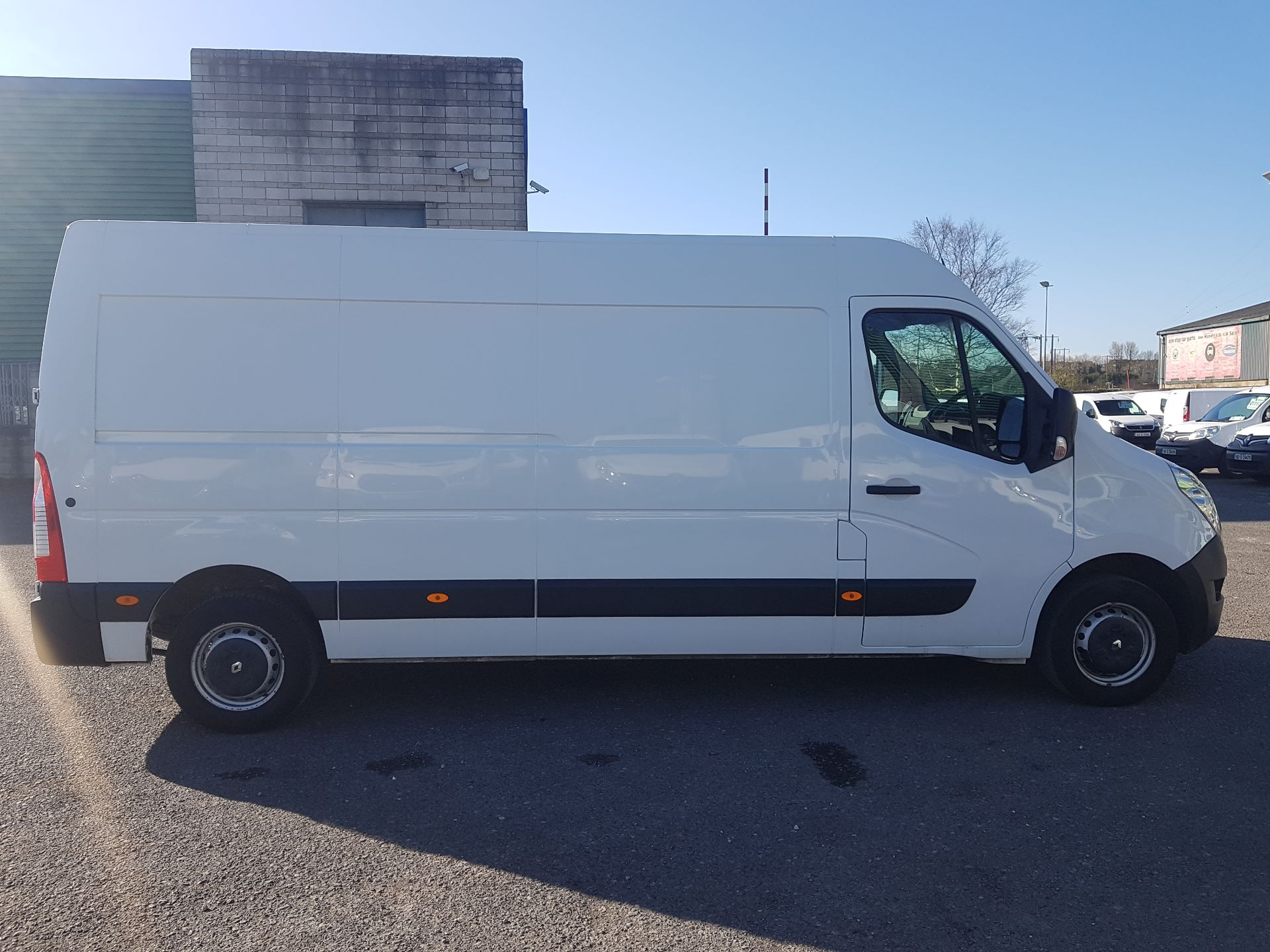 2016 Renault Master III FWD LM35 DCI 125 Business 3DR (162D14409) Image 6