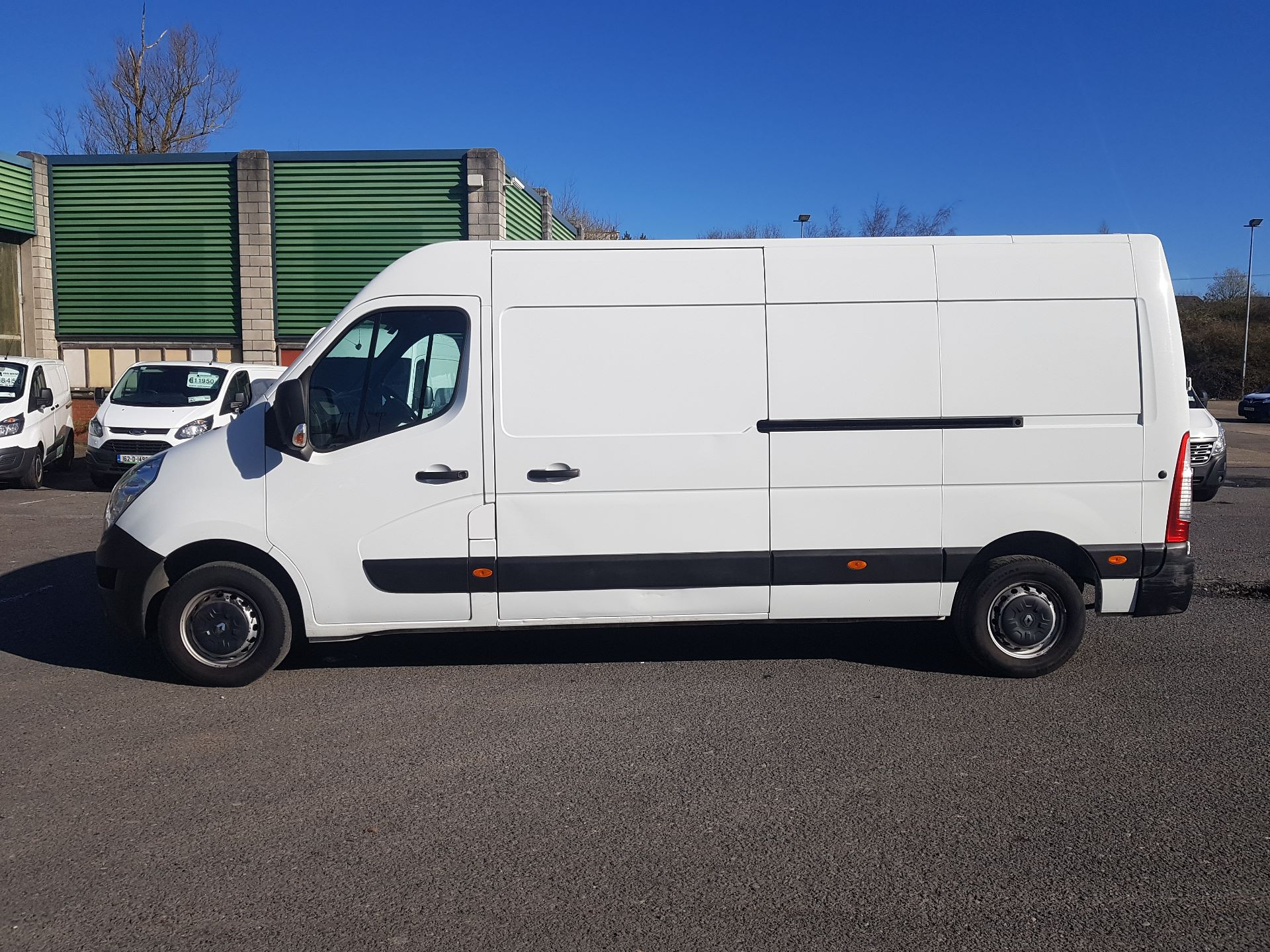 2016 Renault Master III FWD LM35 DCI 125 Business 3DR (162D14409) Image 2