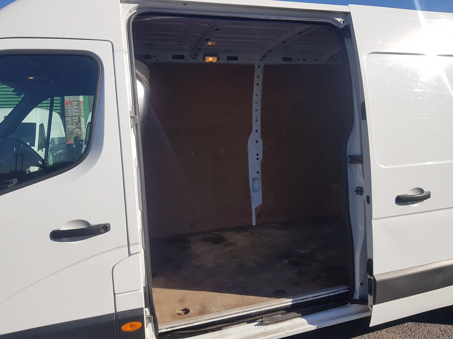 2016 Renault Master III FWD LM35 DCI 125 Business 3DR (162D14409) Image 10