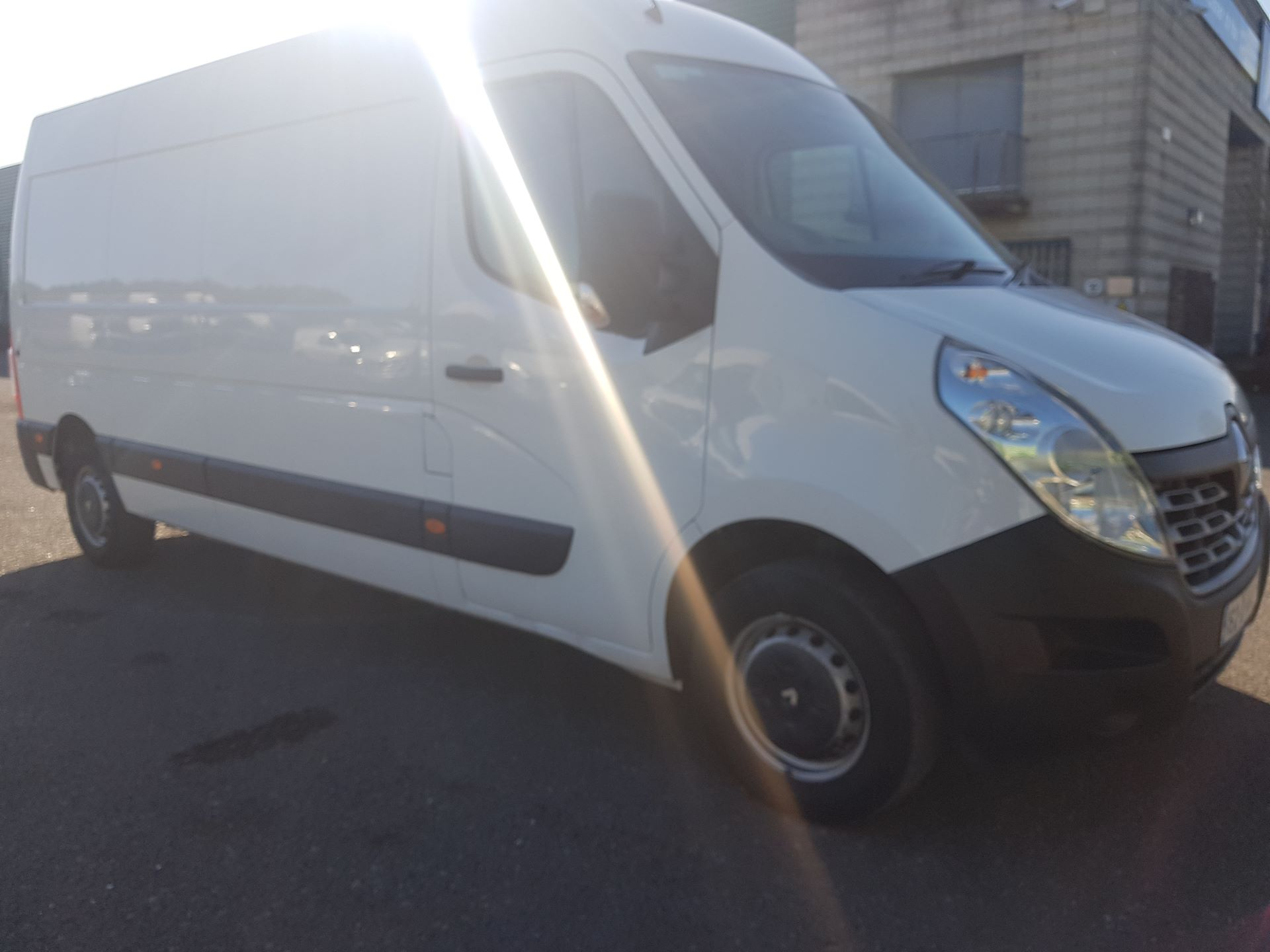 2016 Renault Master III FWD LM35 DCI 125 Business 3DR (162D14409) Image 7