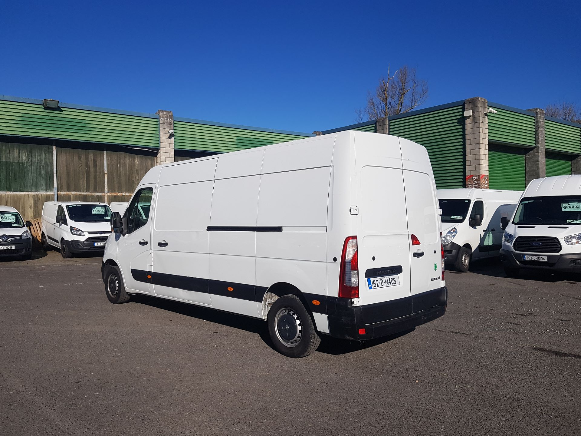 2016 Renault Master III FWD LM35 DCI 125 Business 3DR (162D14409) Image 3
