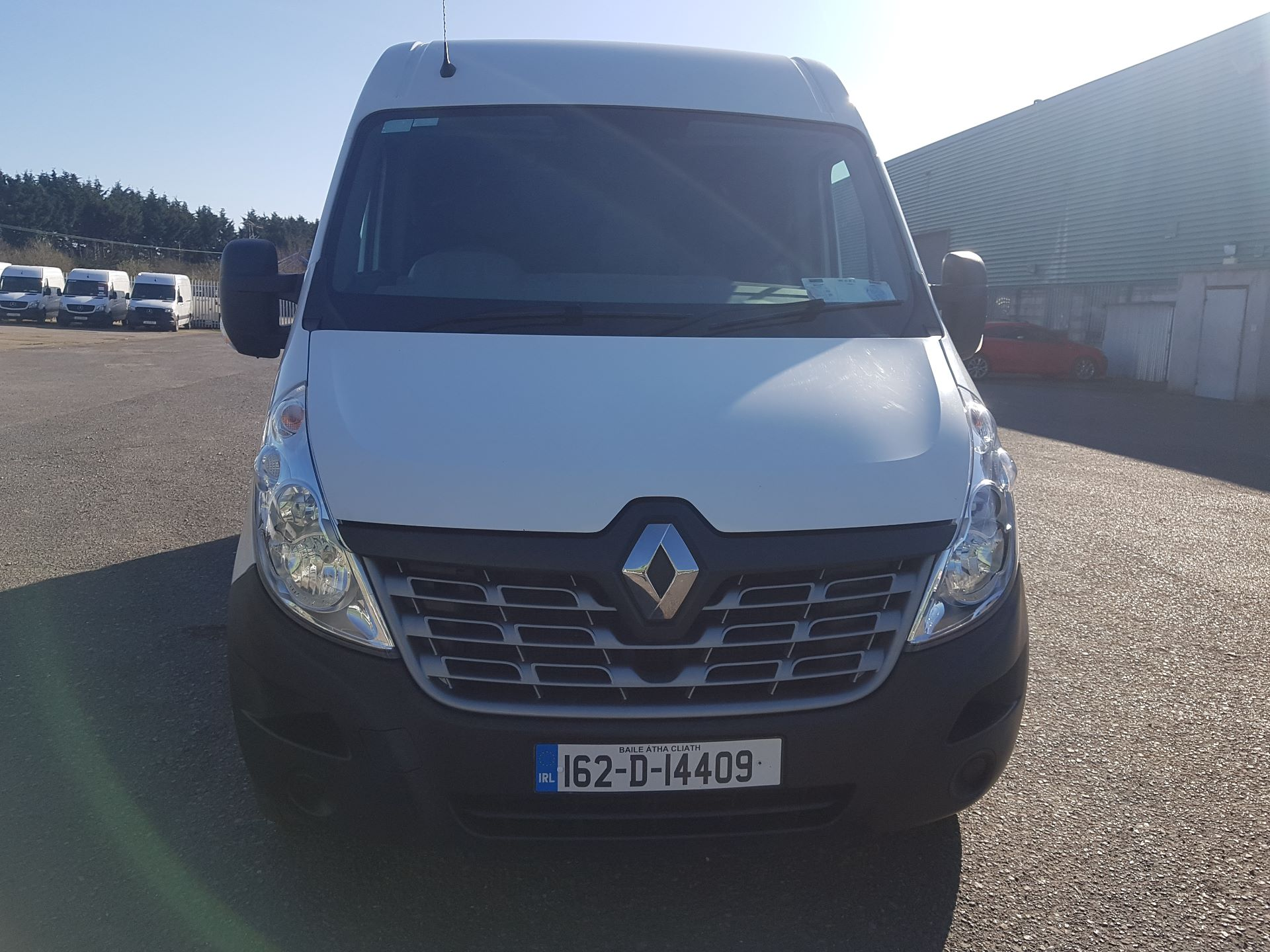 2016 Renault Master III FWD LM35 DCI 125 Business 3DR (162D14409) Image 8