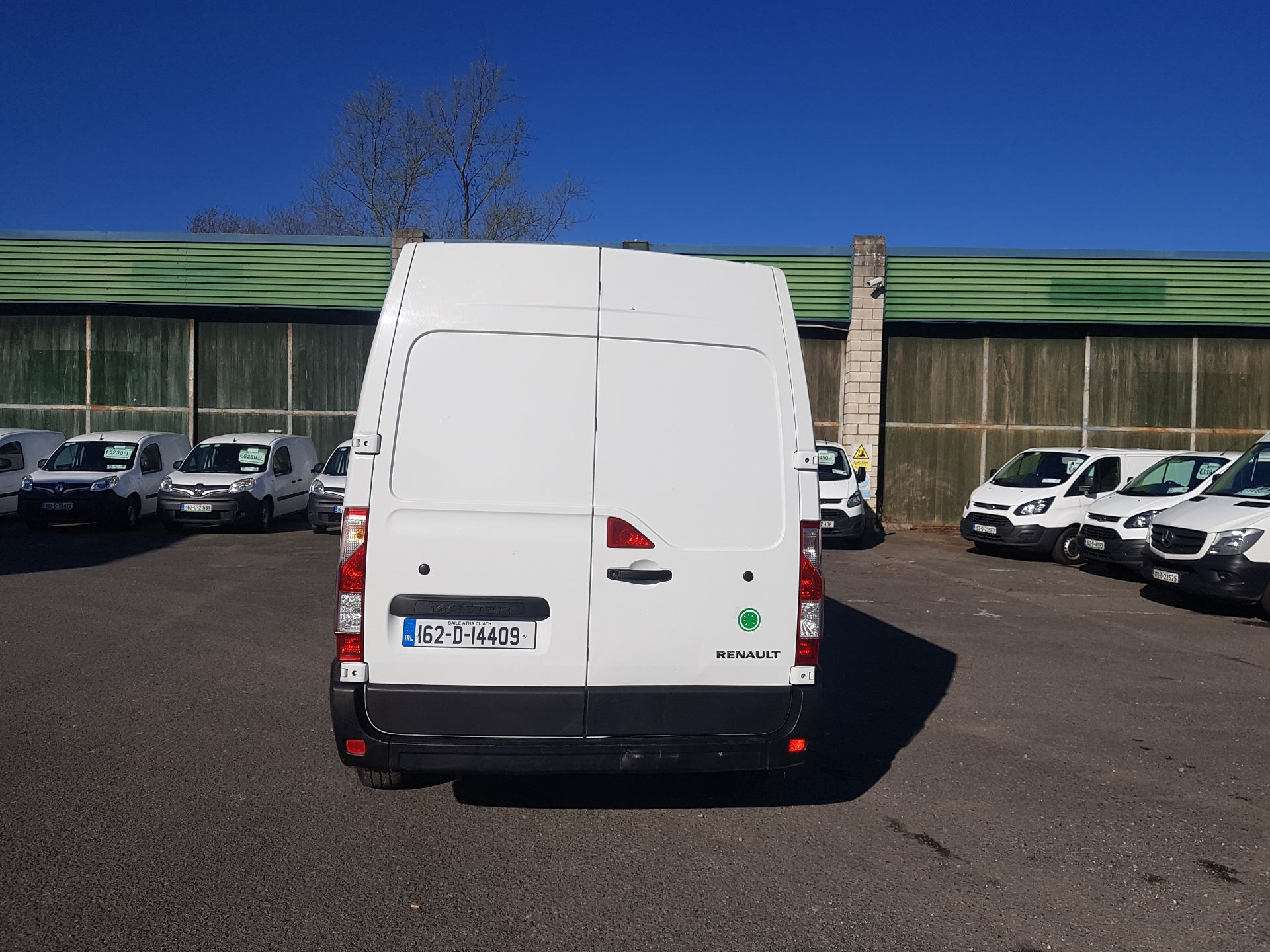 2016 Renault Master III FWD LM35 DCI 125 Business 3DR (162D14409) Image 4