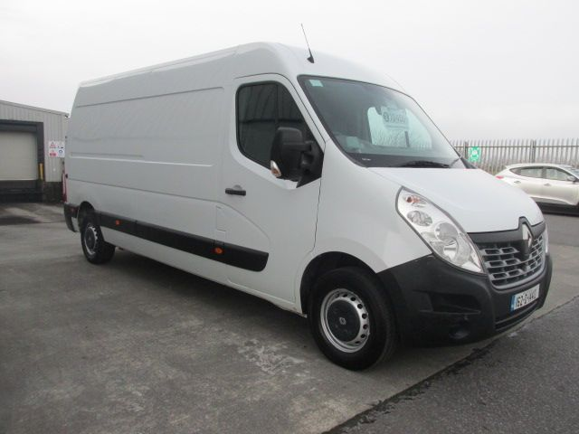 2016 Renault Master III FWD LM35 DCI 125 Business 3DR (162D14412) Image 1