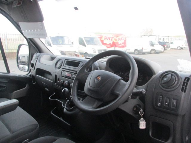 2016 Renault Master III FWD LM35 DCI 125 Business 3DR (162D14412) Image 11