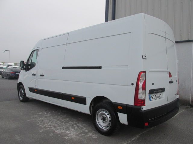 2016 Renault Master III FWD LM35 DCI 125 Business 3DR (162D14412) Image 4