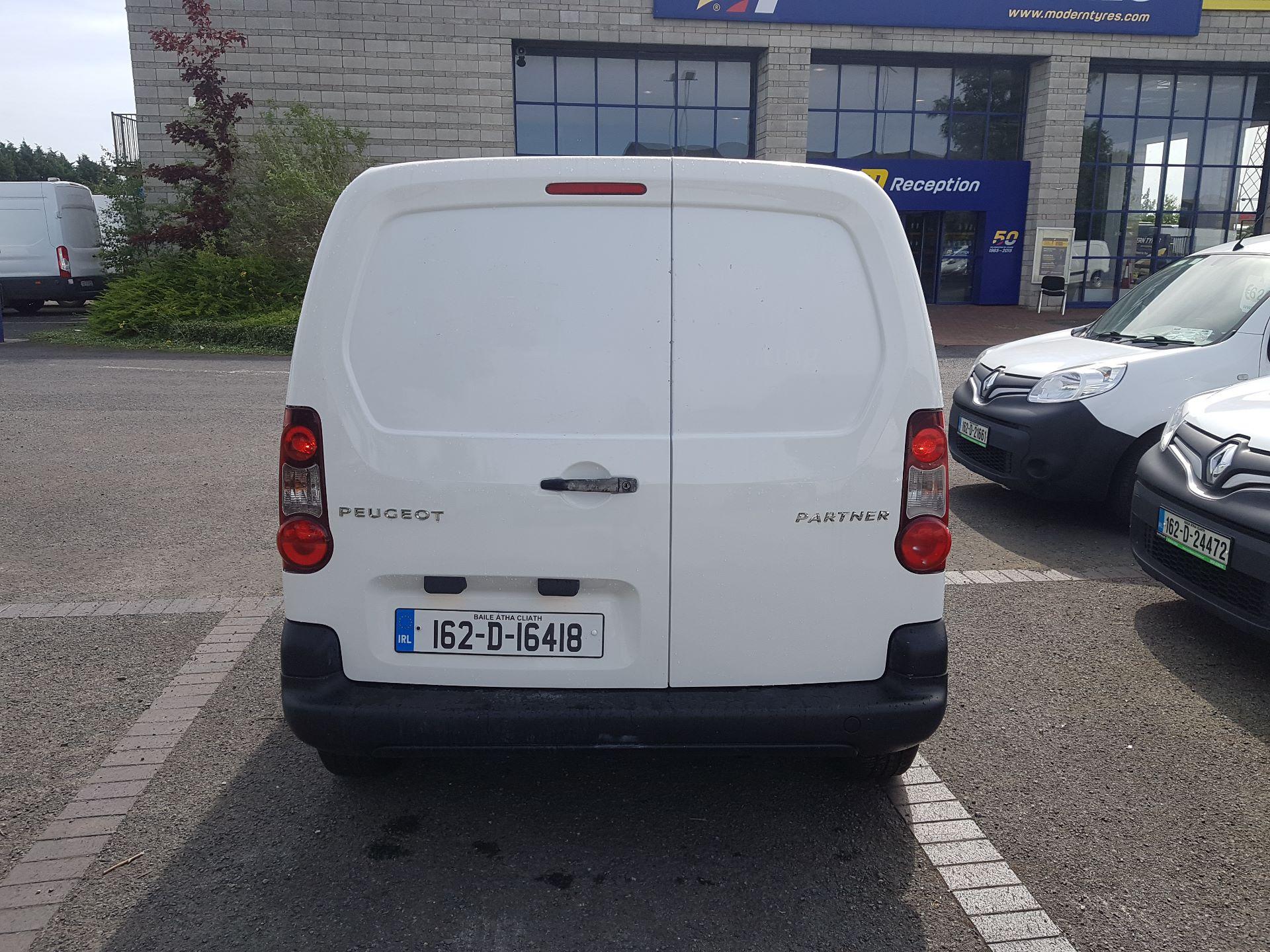 2016 Peugeot Partner Access 1.6 HDI 92 3DR (162D16418) Image 4