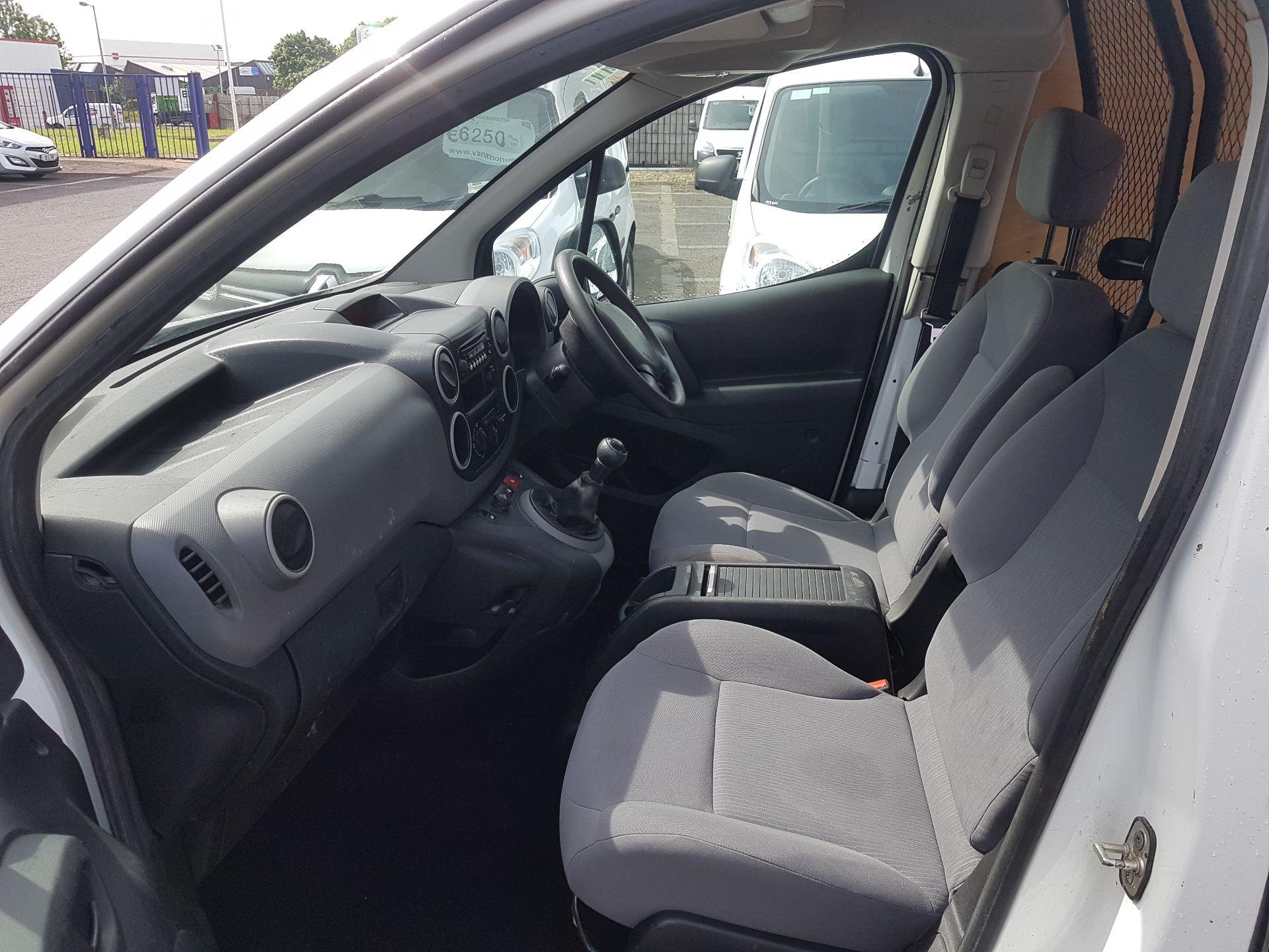 2016 Peugeot Partner Access 1.6 HDI 92 3DR (162D16418) Image 11
