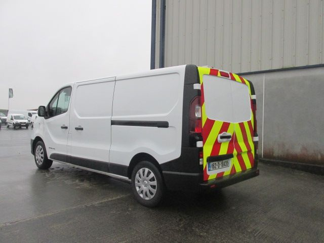 2016 Renault Trafic LL29 Energy DCI 120 Business (162D18435) Image 5