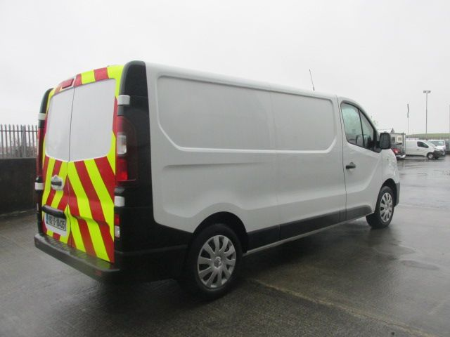 2016 Renault Trafic LL29 Energy DCI 120 Business (162D18435) Image 7