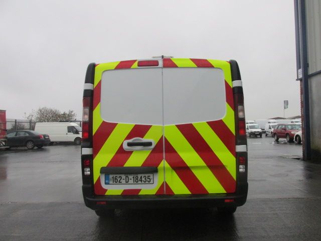2016 Renault Trafic LL29 Energy DCI 120 Business (162D18435) Image 6