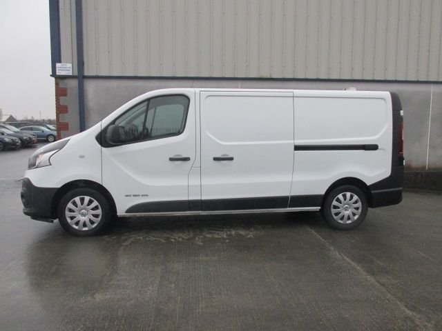 2016 Renault Trafic LL29 Energy DCI 120 Business (162D18435) Image 4