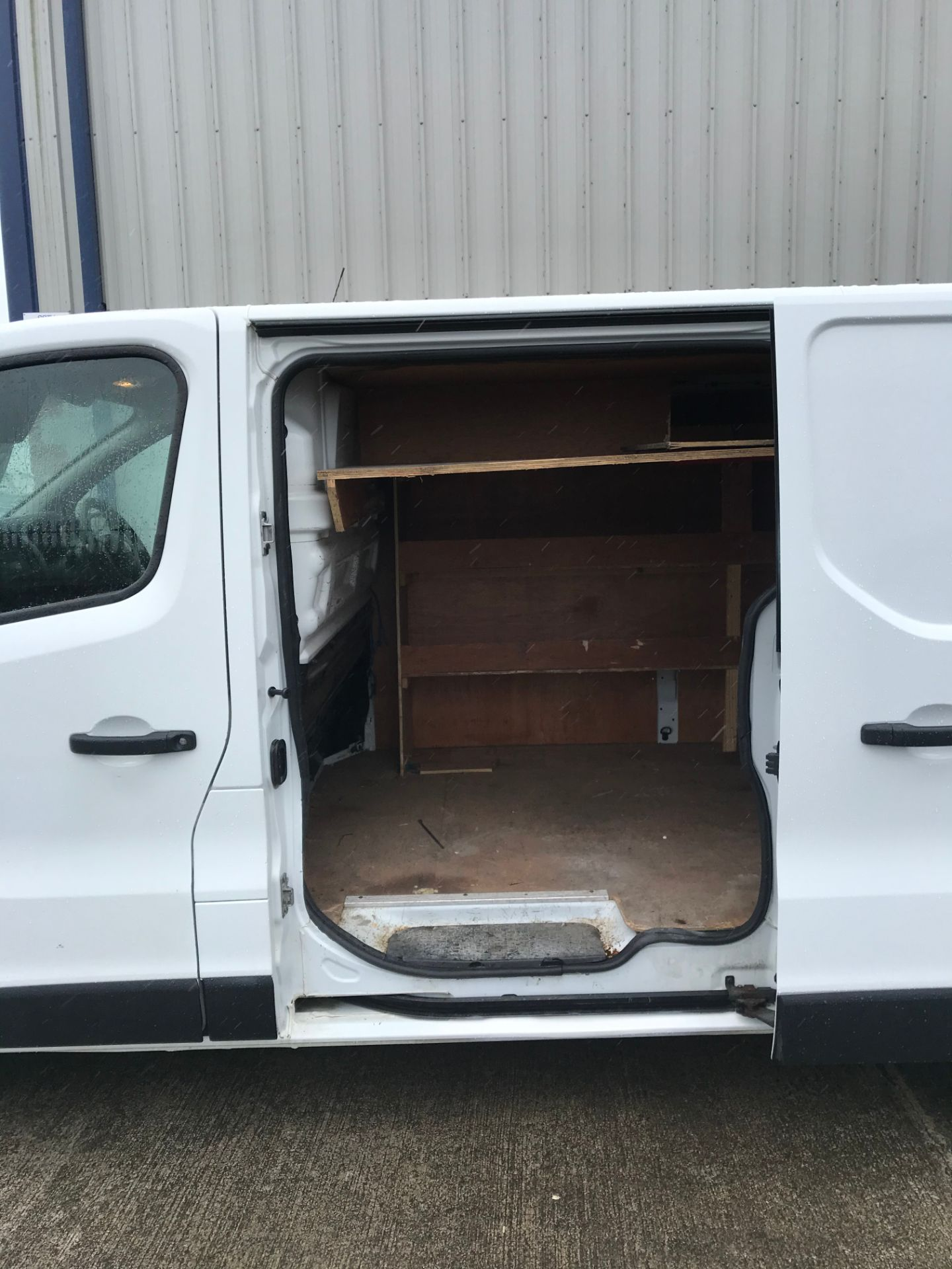 2016 Renault Trafic LL29 Energy DCI 120 Business (162D18442) Image 11