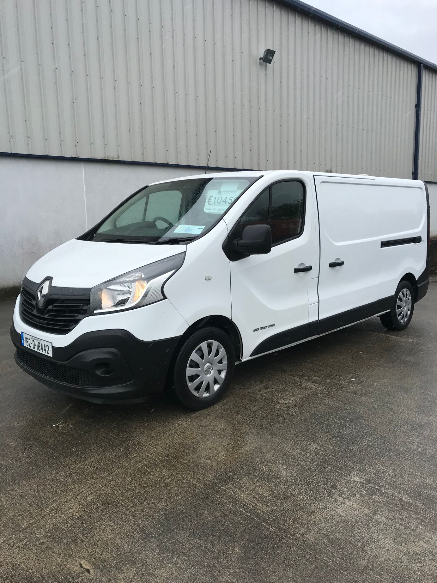 2016 Renault Trafic LL29 Energy DCI 120 Business (162D18442) Image 1