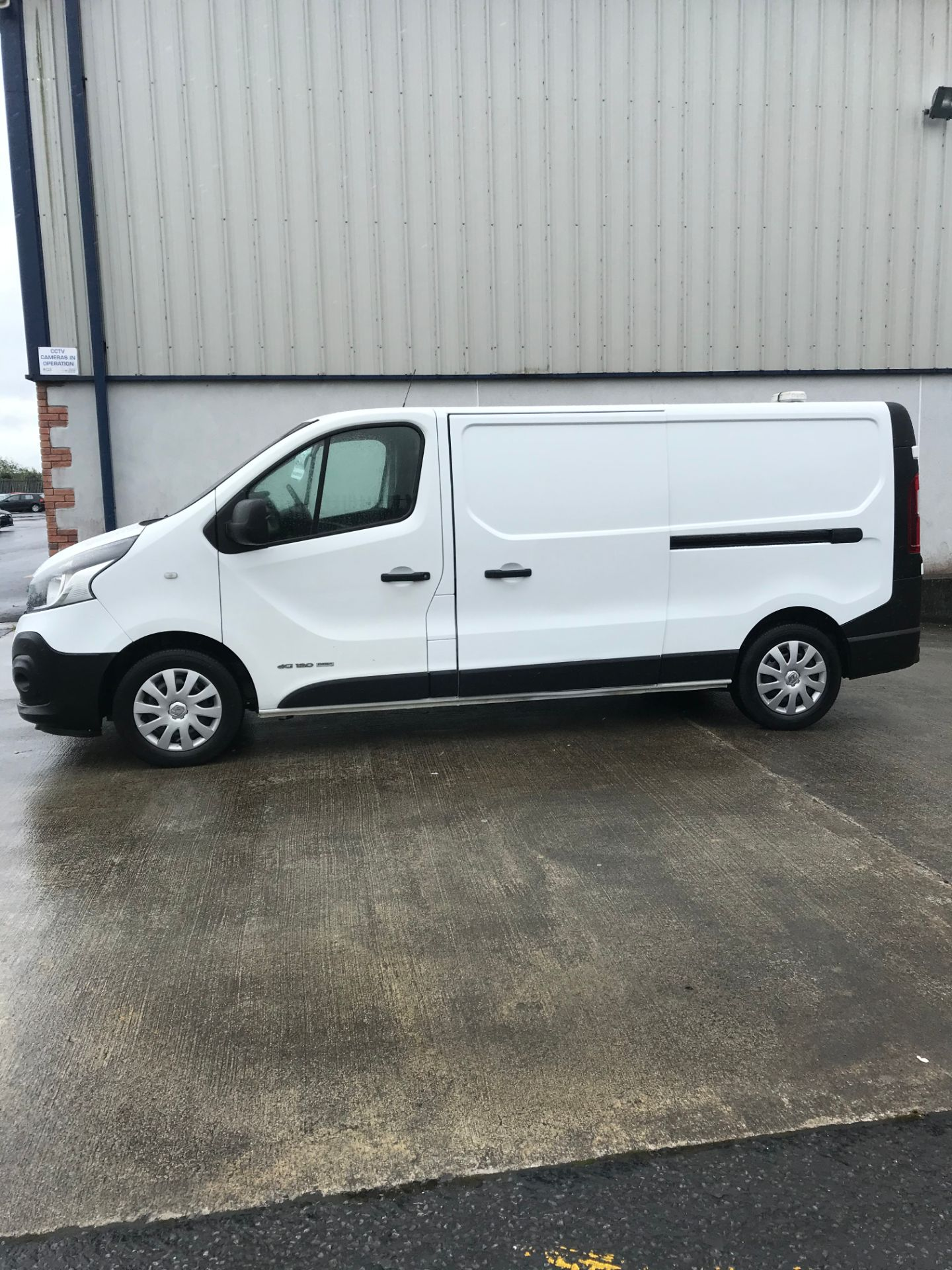 2016 Renault Trafic LL29 Energy DCI 120 Business (162D18442) Image 7