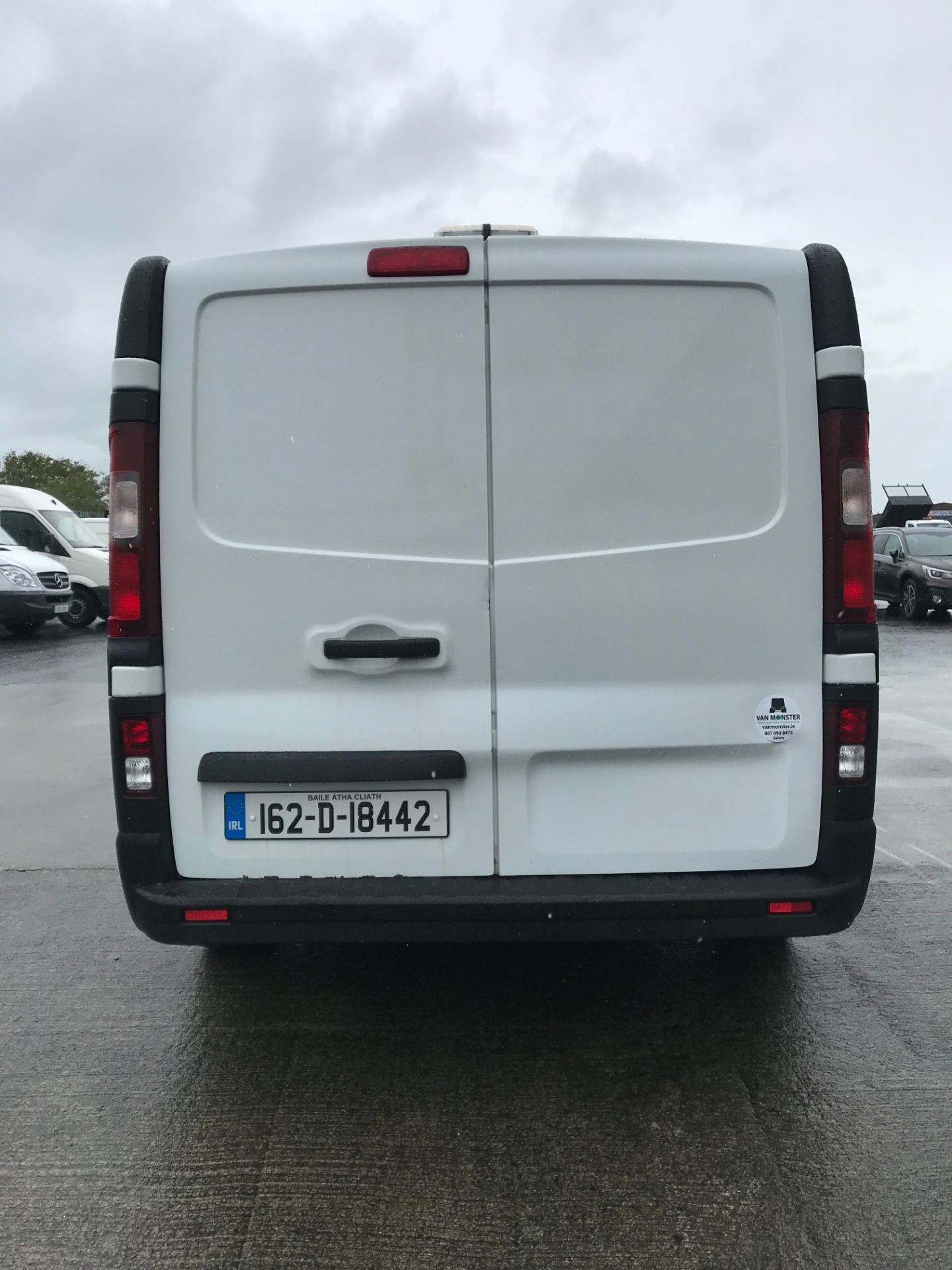 2016 Renault Trafic LL29 Energy DCI 120 Business (162D18442) Image 5