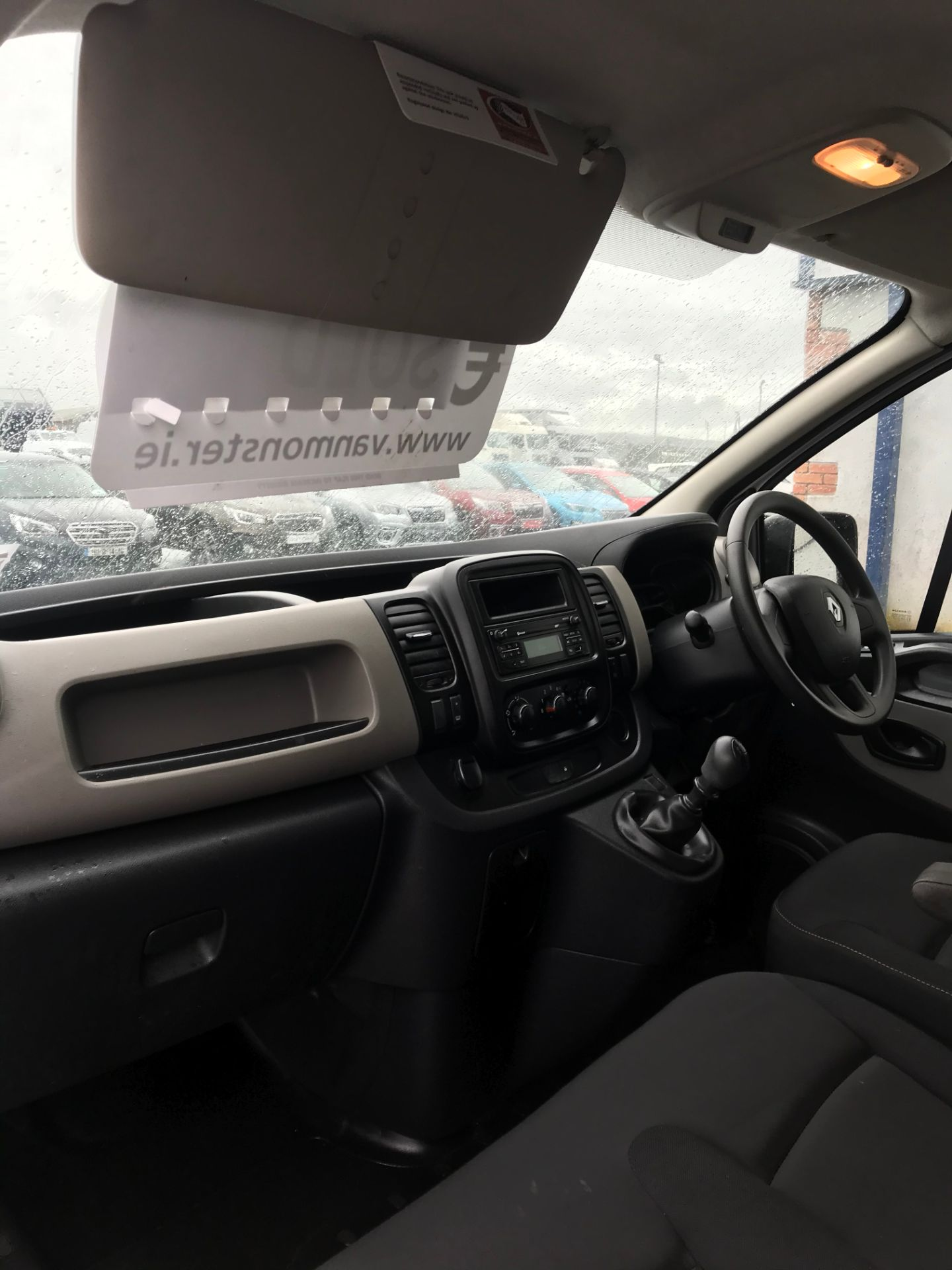 2016 Renault Trafic LL29 Energy DCI 120 Business (162D18442) Image 13