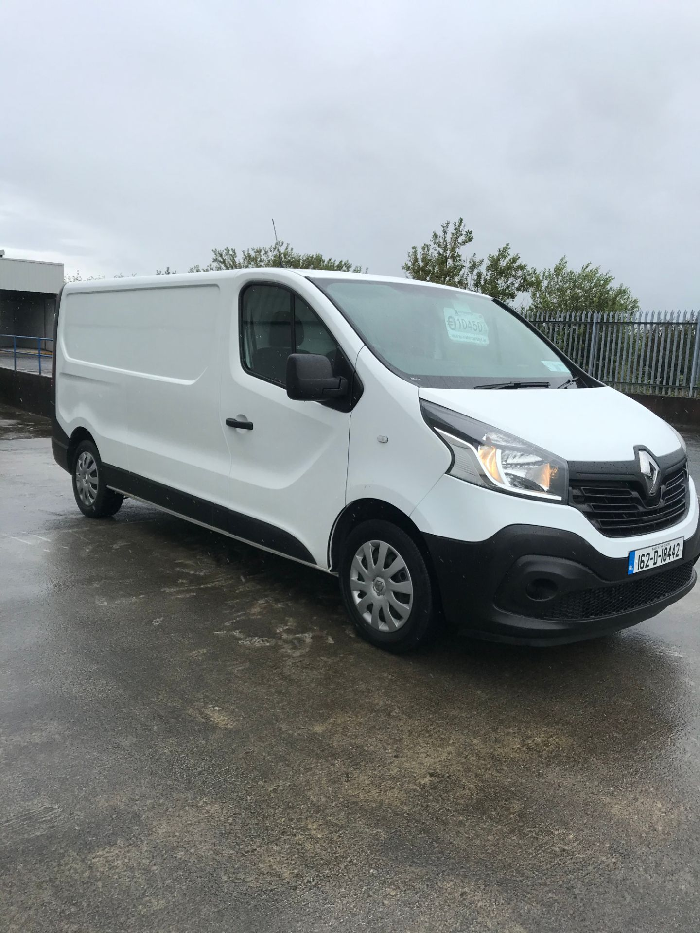 2016 Renault Trafic LL29 Energy DCI 120 Business (162D18442) Image 3