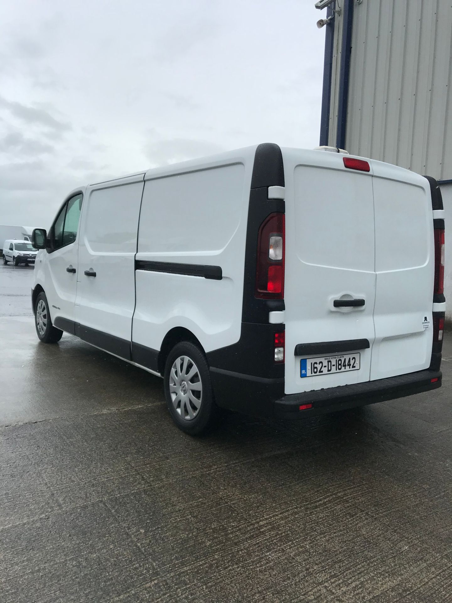 2016 Renault Trafic LL29 Energy DCI 120 Business (162D18442) Image 6