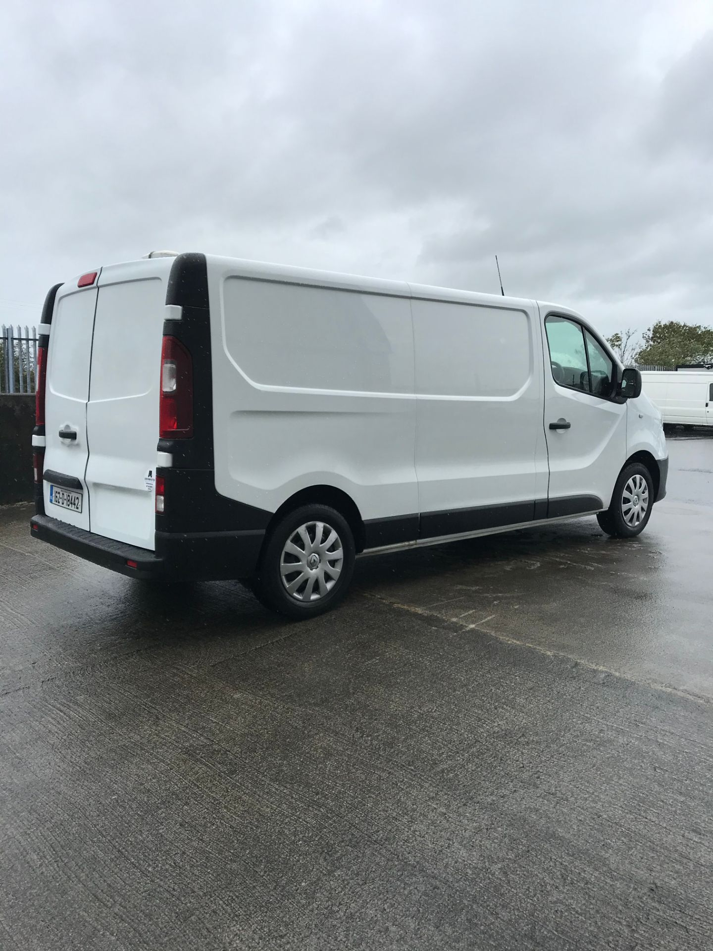 2016 Renault Trafic LL29 Energy DCI 120 Business (162D18442) Image 4