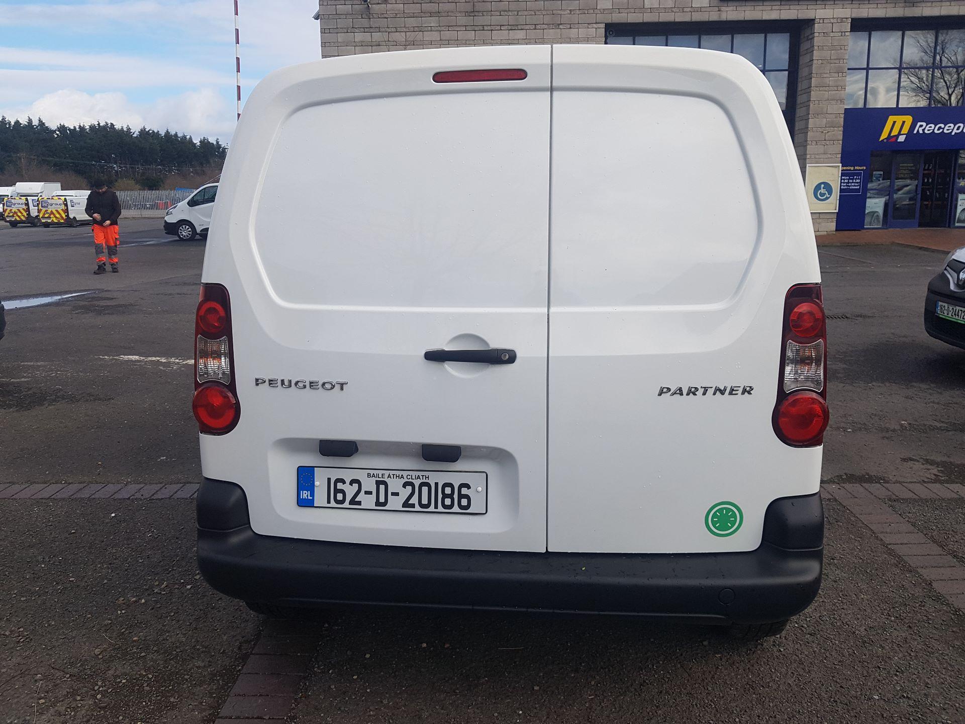 2016 Peugeot Partner Access 1.6 HDI 92 3DR (162D20186) Image 4