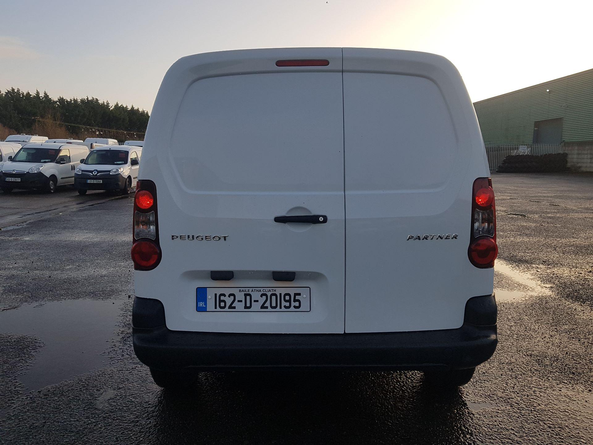 2016 Peugeot Partner Access 1.6 HDI 92 3DR (162D20195) Image 5