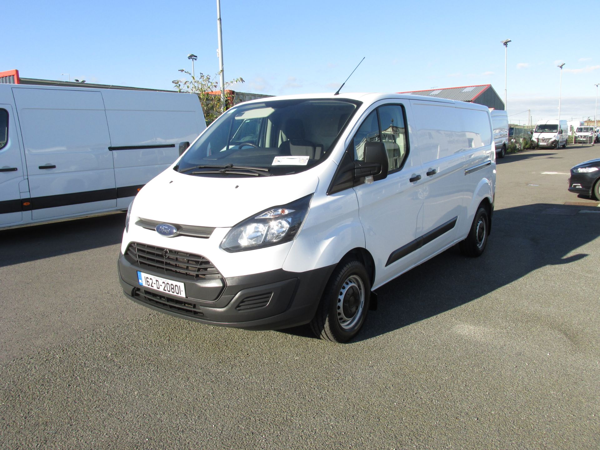 2016 Ford Transit 290 Custom Eco-tech 05DR (162D20801) Image 3