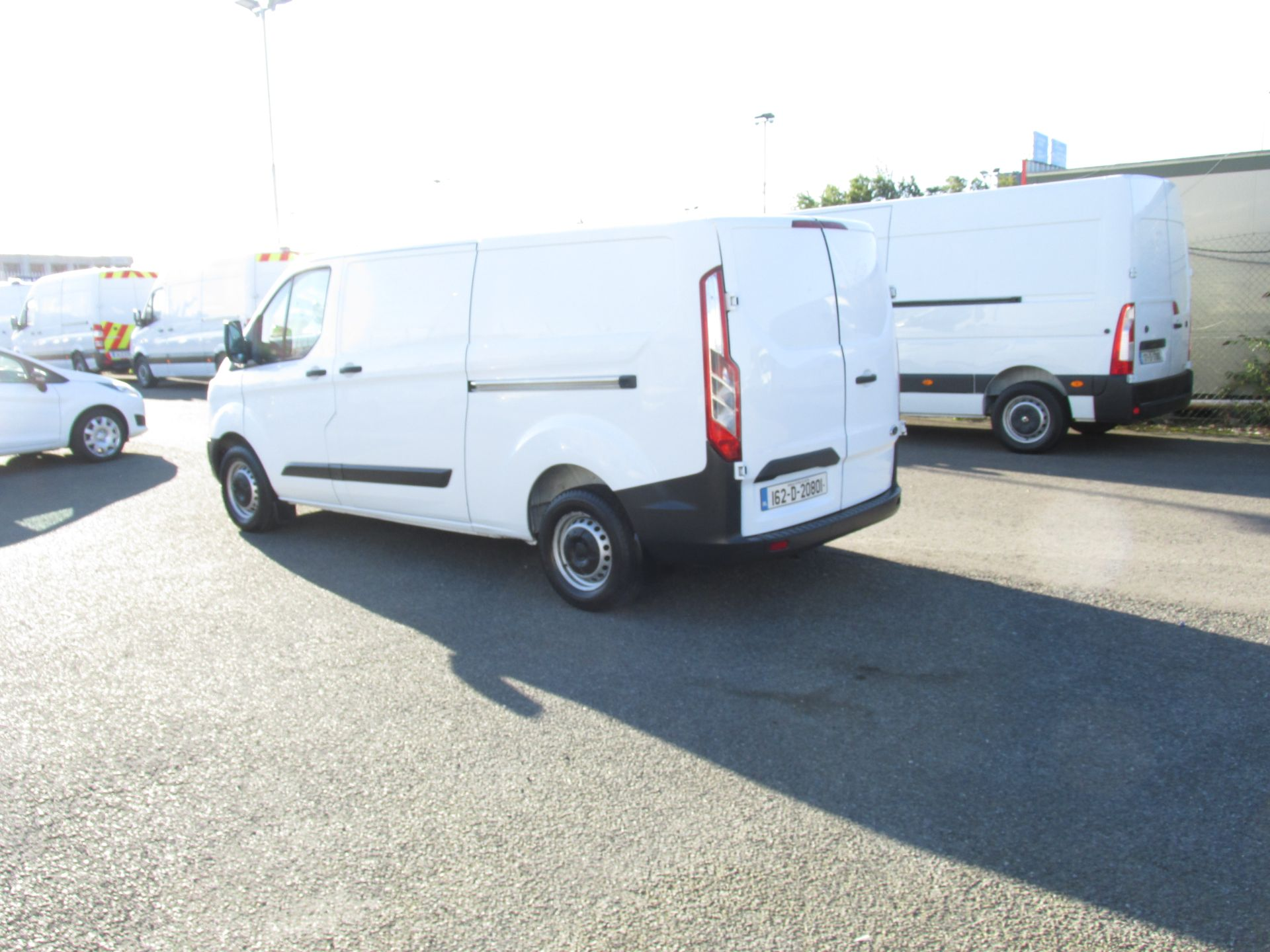 2016 Ford Transit 290 Custom Eco-tech 05DR (162D20801) Image 5
