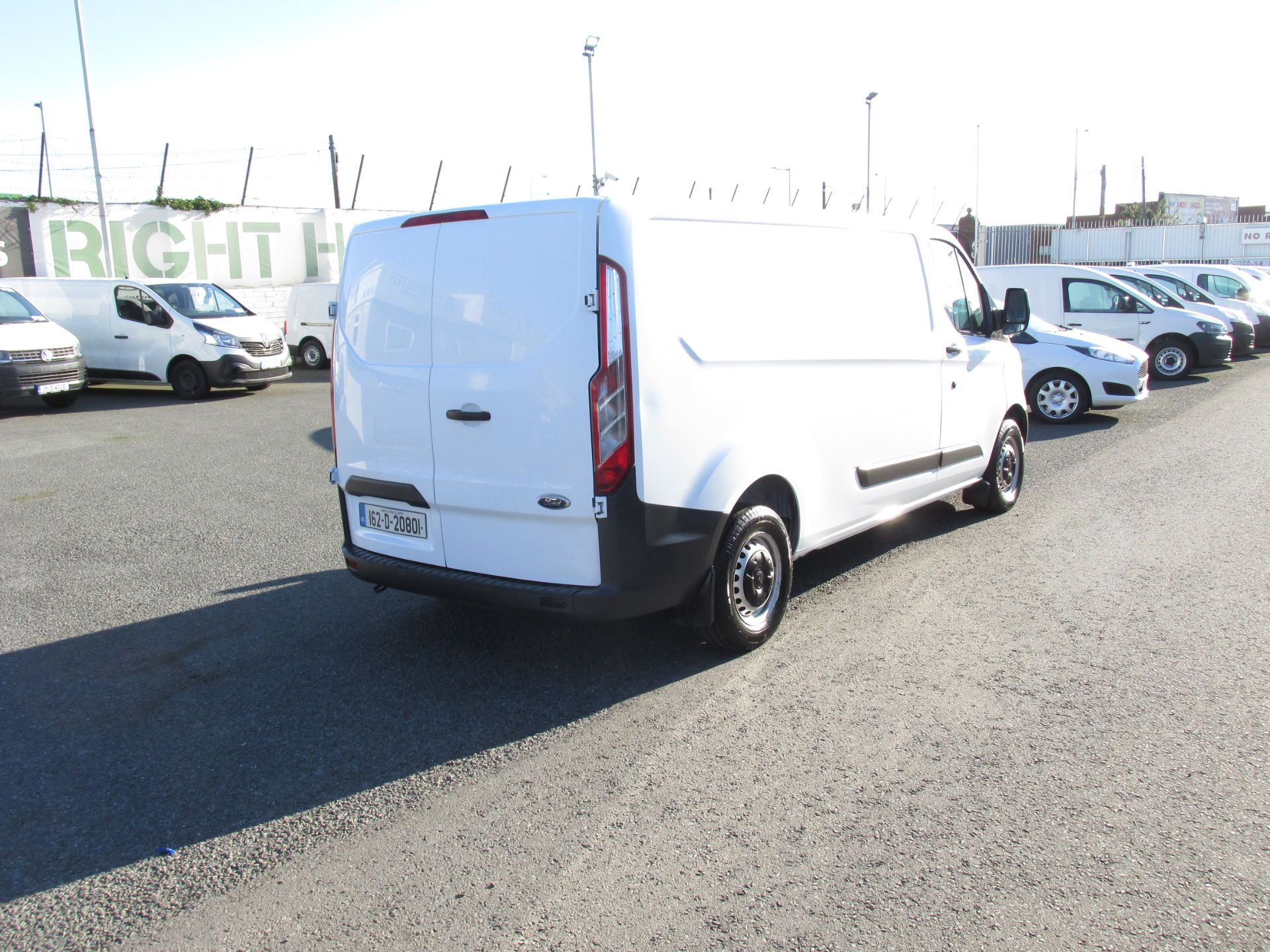2016 Ford Transit 290 Custom Eco-tech 05DR (162D20801) Image 7