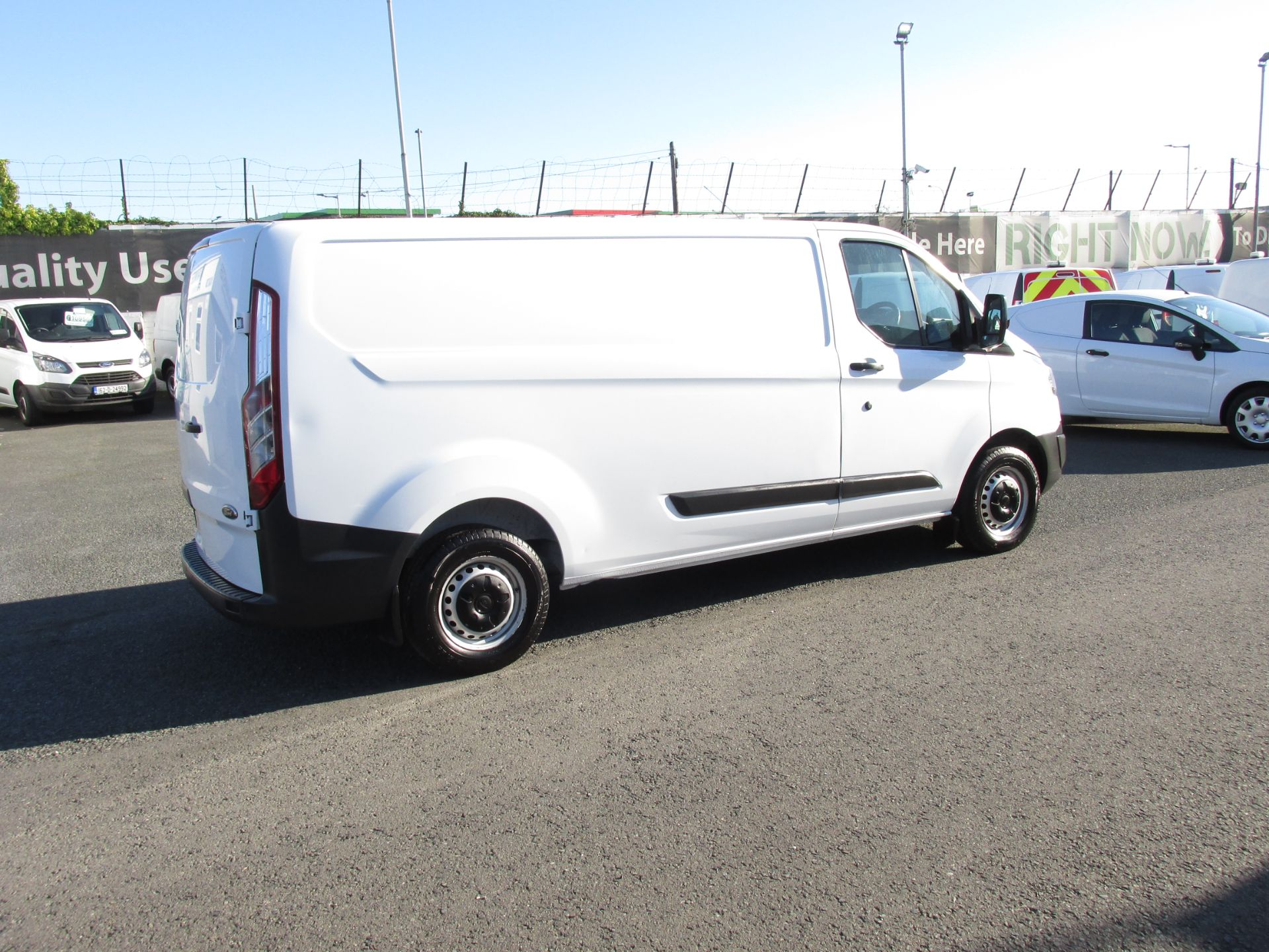2016 Ford Transit 290 Custom Eco-tech 05DR (162D20801) Image 8