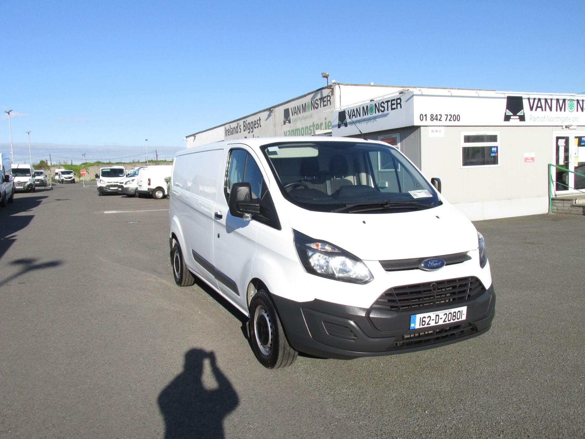 2016 Ford Transit 290 Custom Eco-tech 05DR (162D20801) Image 1