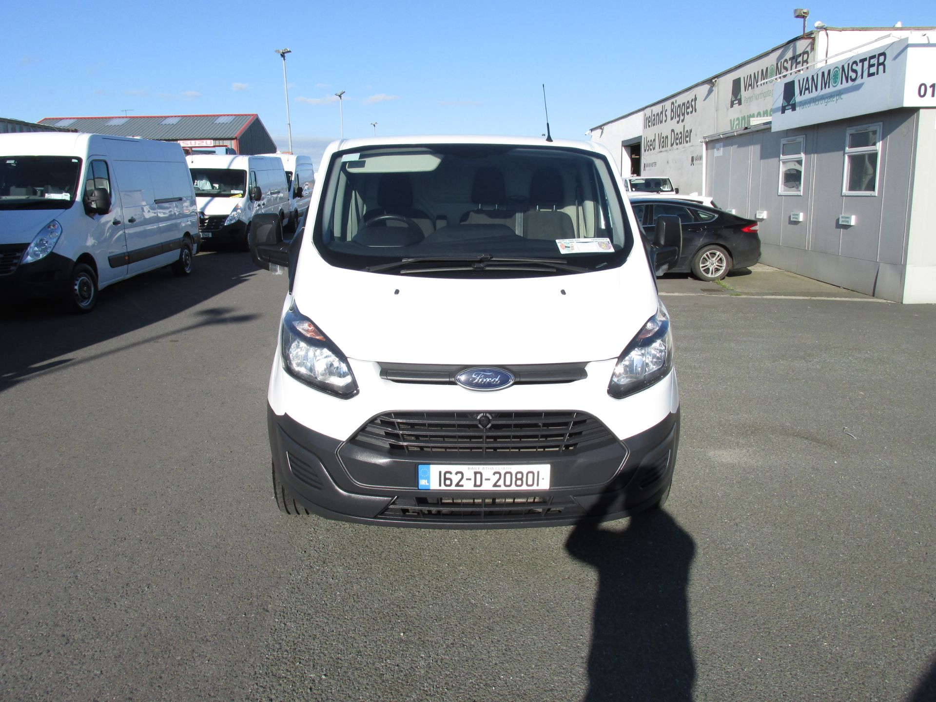 2016 Ford Transit 290 Custom Eco-tech 05DR (162D20801) Image 2