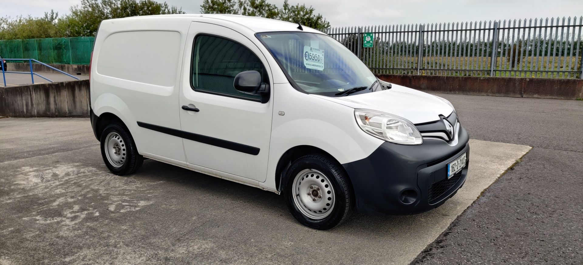 2016 Renault Kangoo ML19 Energy DCI 75 Business 2D (162D21412)