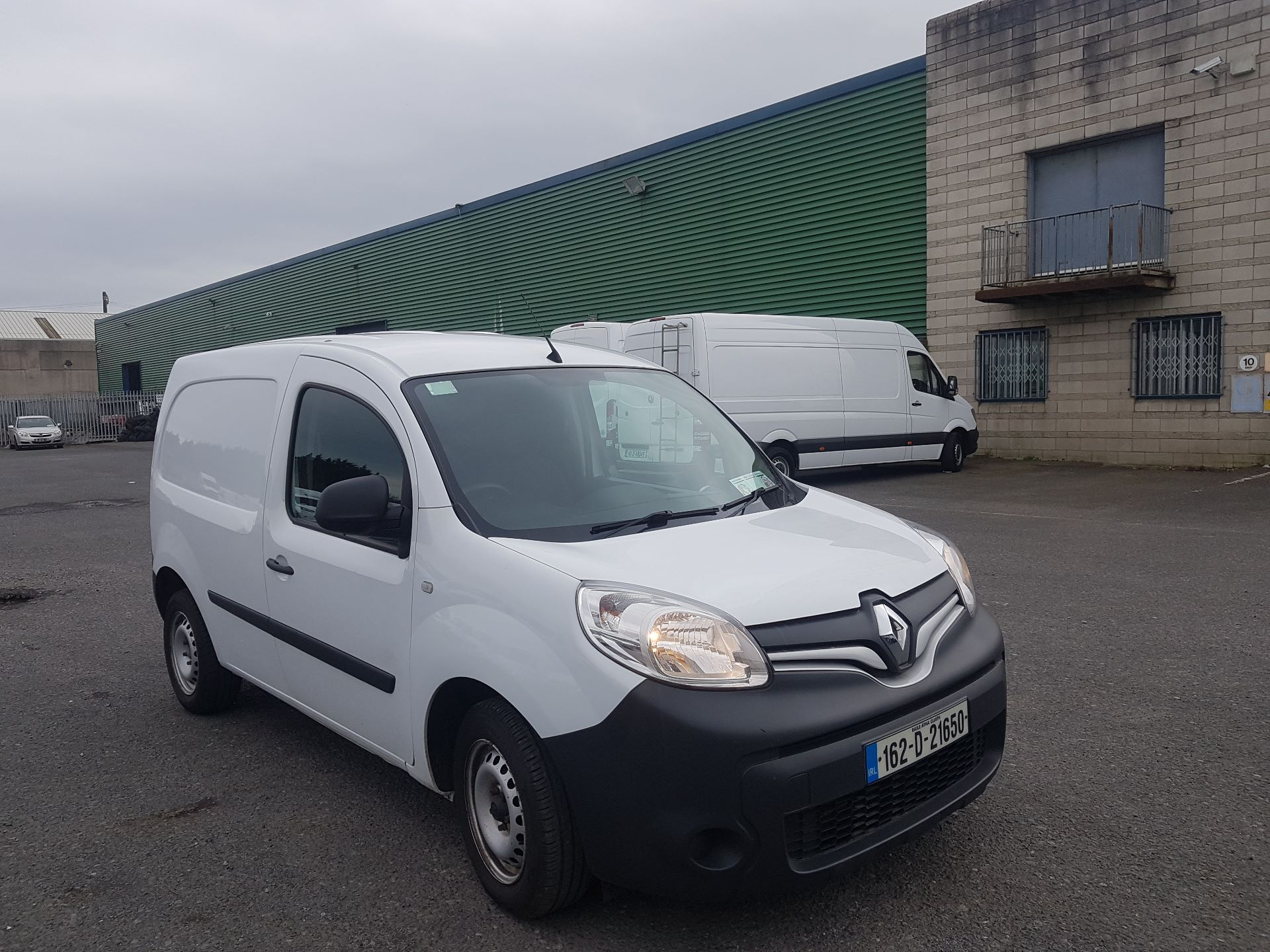 2016 Renault Kangoo ML19 Energy DCI 75 Business 2D (162D21650)