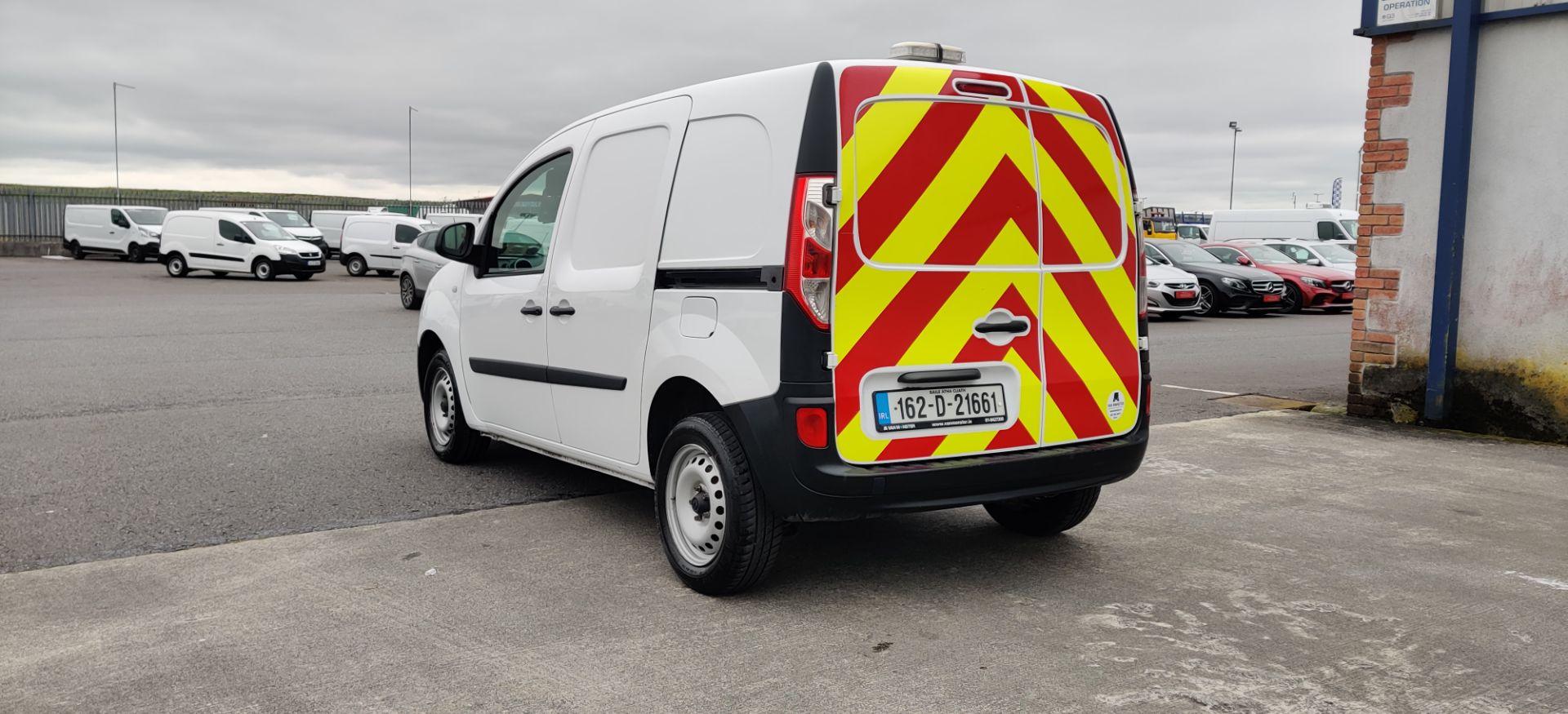 2016 Renault Kangoo ML19 Energy DCI 75 Business 2D (162D21661) Image 4