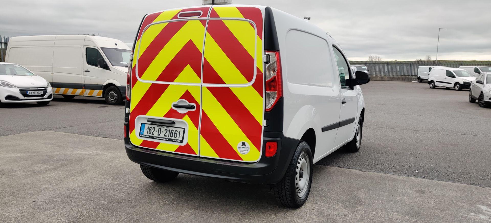 2016 Renault Kangoo ML19 Energy DCI 75 Business 2D (162D21661) Image 6