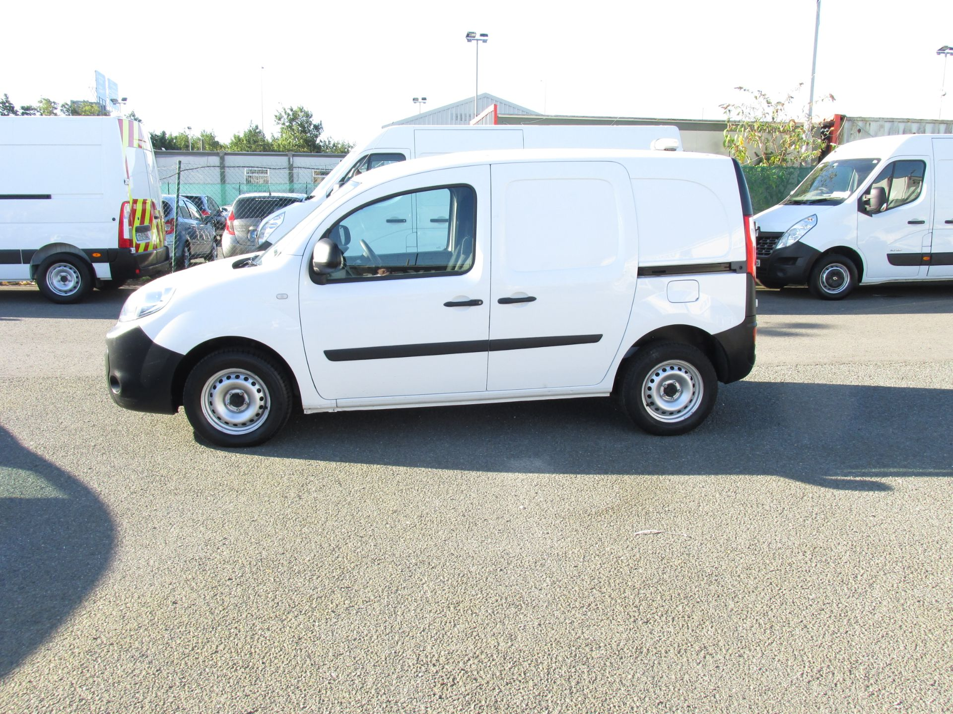 2016 Renault Kangoo ML19 Energy DCI 75 Business 2D (162D23239)