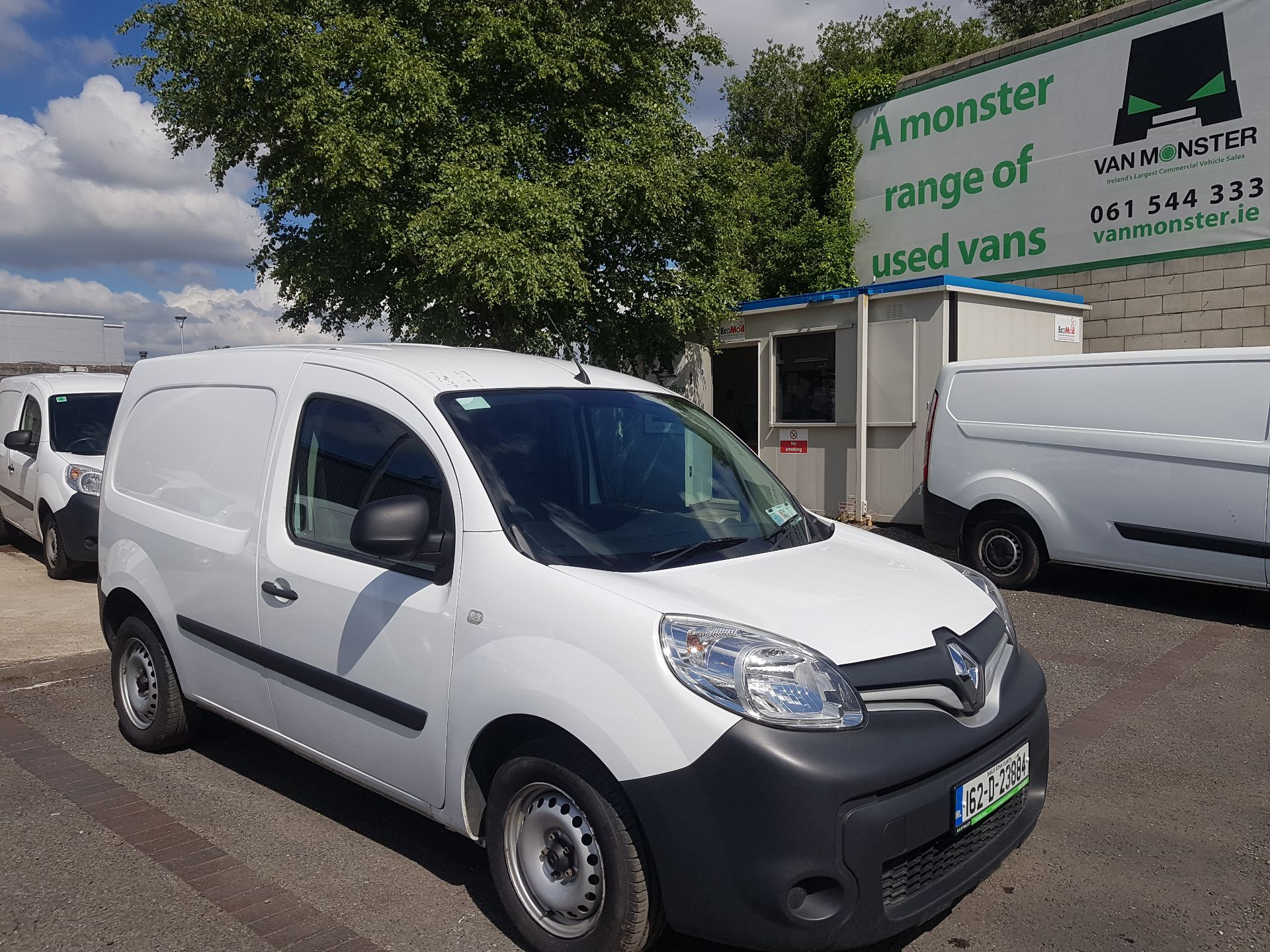 2016 Renault Kangoo ML19 Energy DCI 75 Business 2D (162D23884)