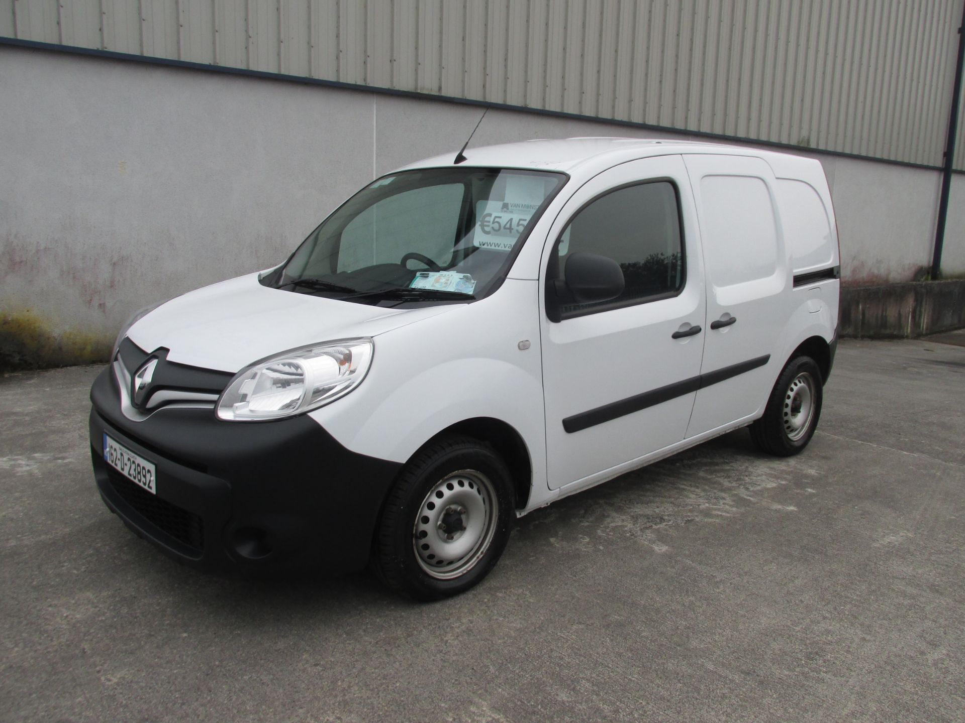 2016 Renault Kangoo ML19 Energy DCI 75 Business 2D (162D23892)