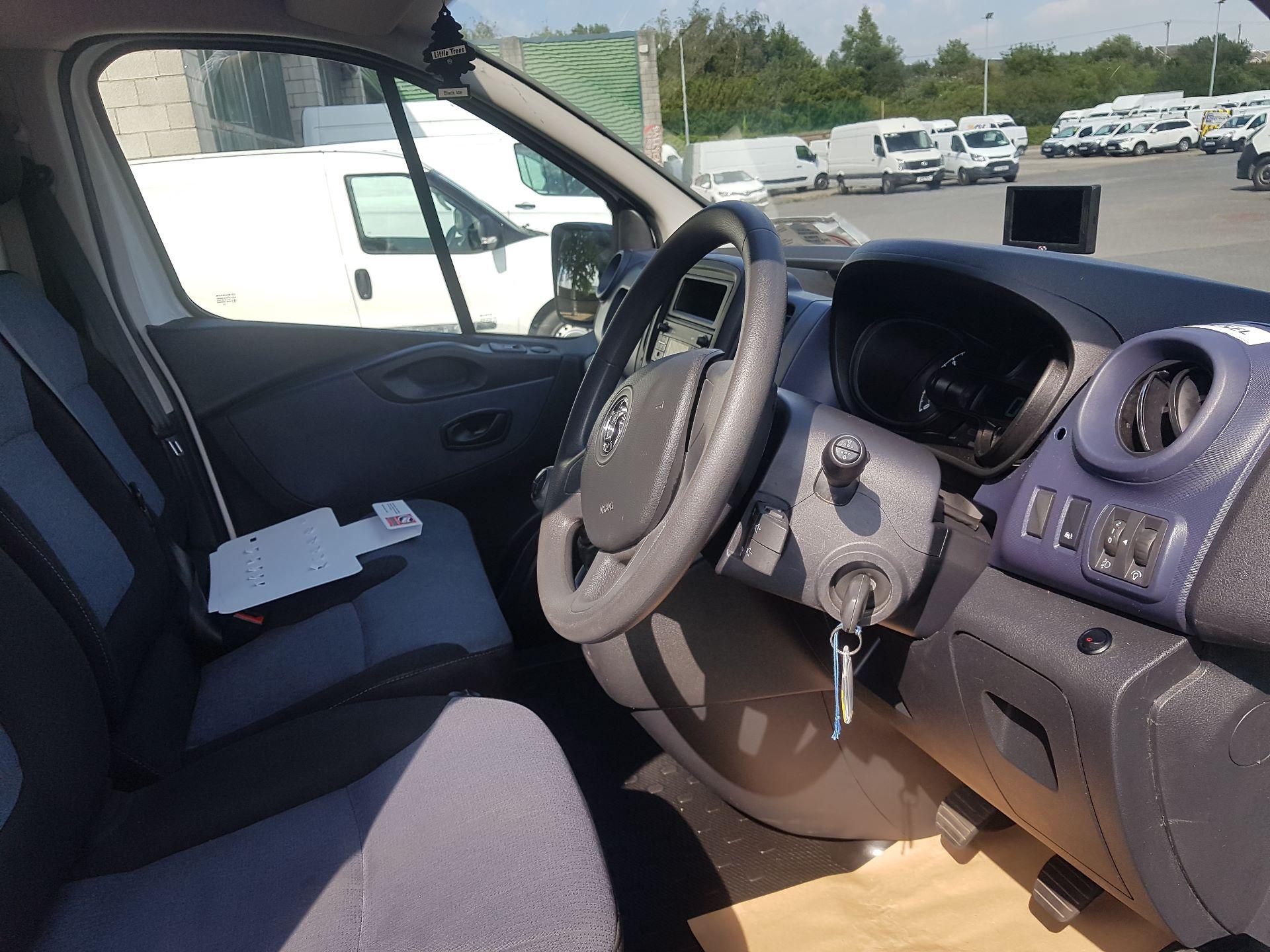 2016 Vauxhall Vivaro 2900 L2H1 CDTI P/V (162D23995) Image 12